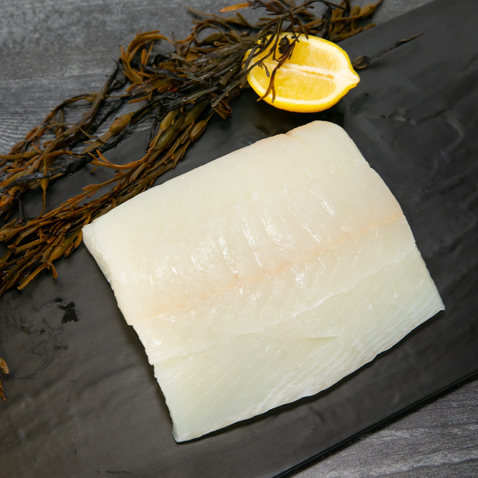 Order wild caught halibut