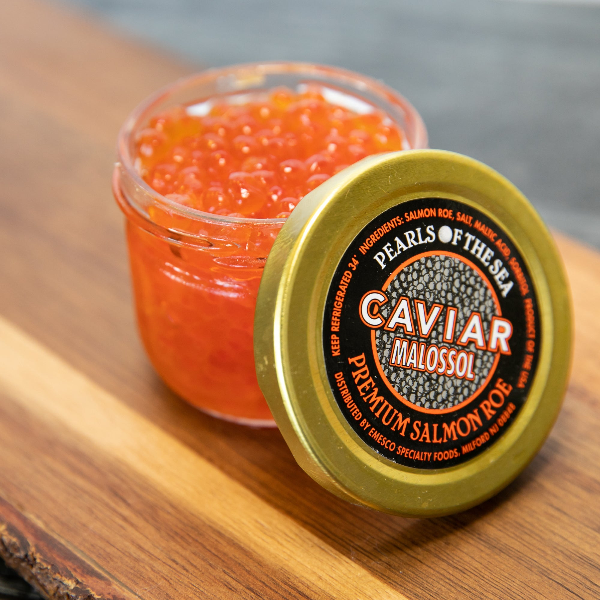 Order Salmon Roe Caviar Online