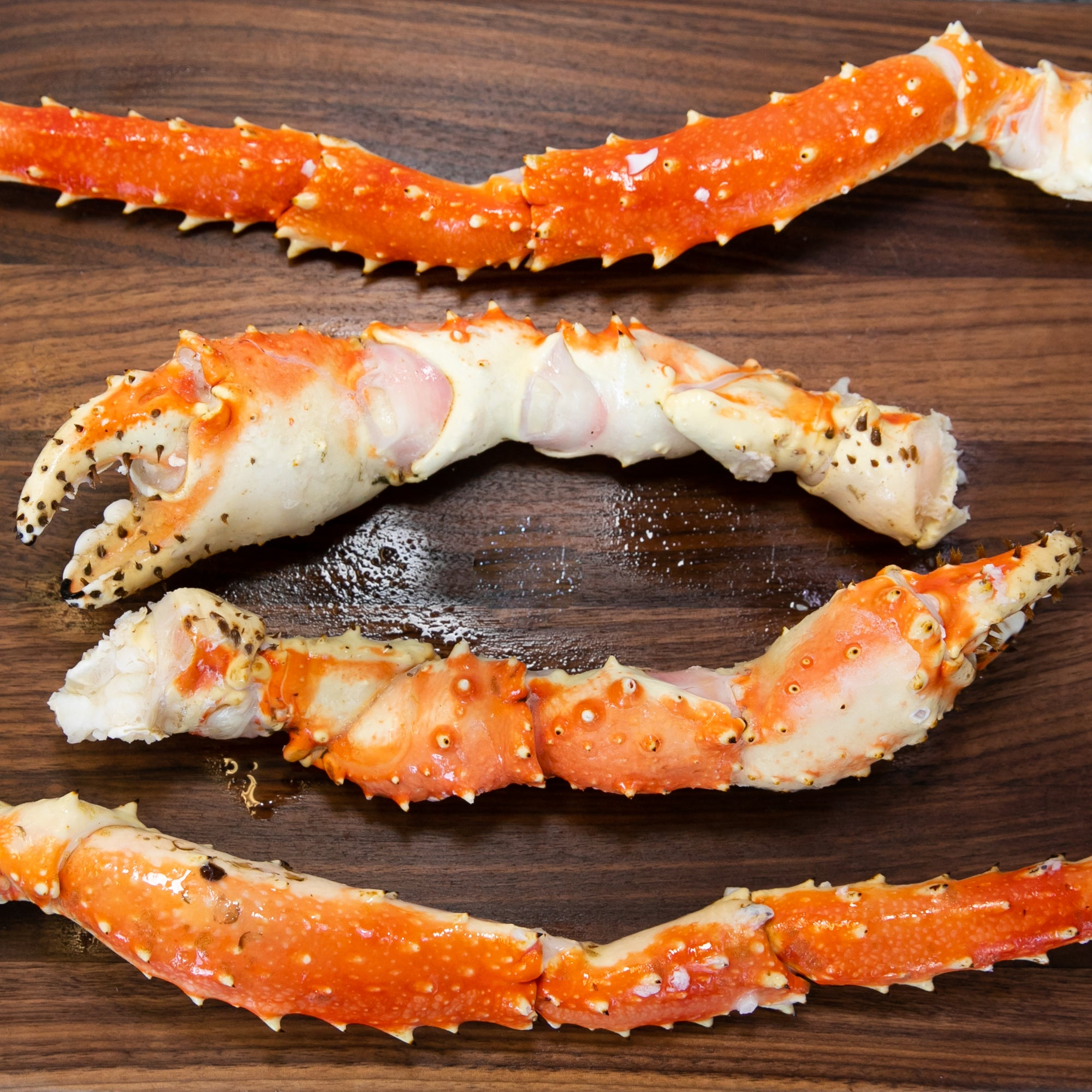Alaskan King Crab Legs (Frozen)