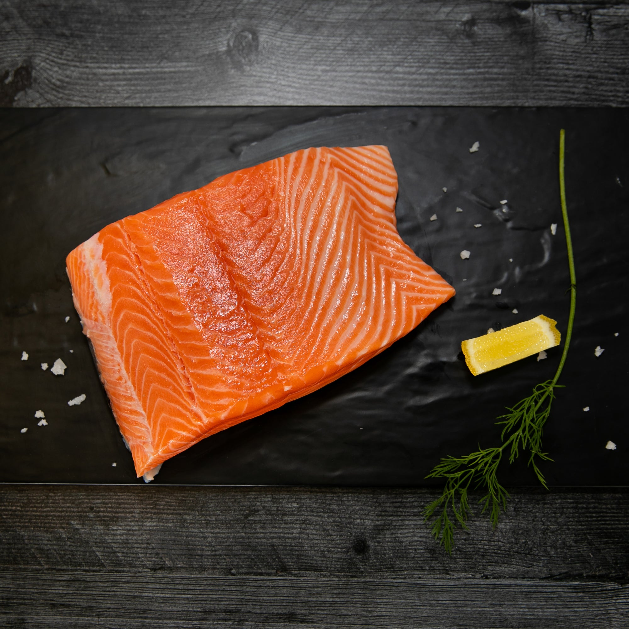Wild Caught Copper River Sockeye Salmon