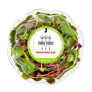 Three Forks Local Greens Modern Farmer Blend