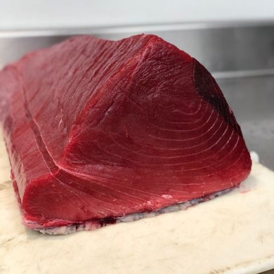 Wild Caught Sushi  Grade Tuna