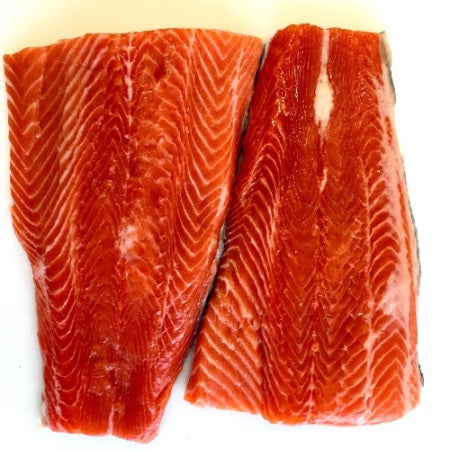 Sushi Grade Atlantic Salmon