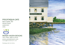 Load image into Gallery viewer, New Hampshire Coast ~ Piscataqua Cafe Cards