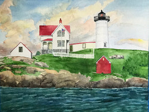 Lighthouse Prints
