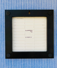 "Load image into Gallery viewer, Assorted 6""X 6"" Ceramic Tiles plain or in a Black Wooden Frame"