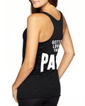 Gotta Love The Pain Tank (Black)