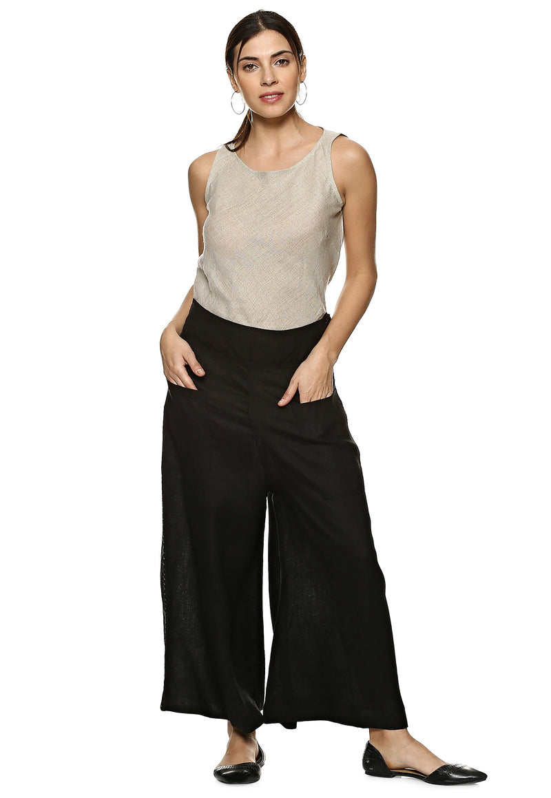 Stylish Staples XOXO Salsa Pant Black-Pant-KAVERi