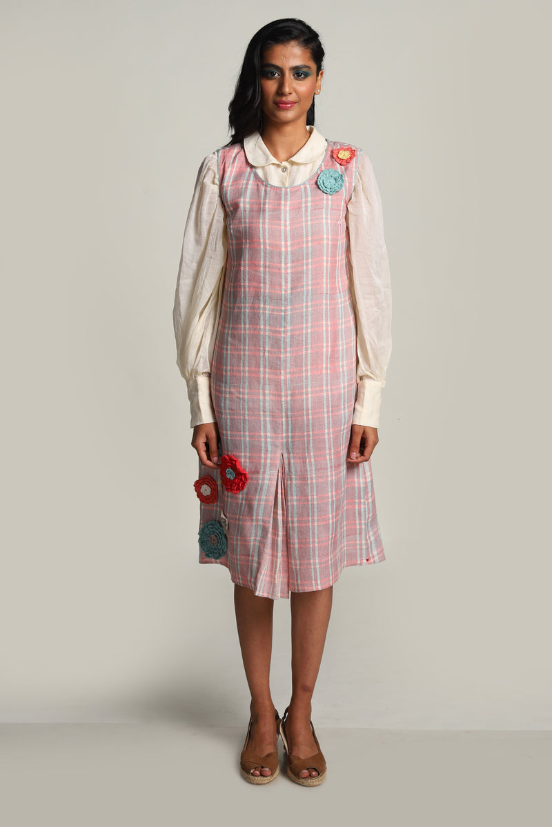 Mary Mary Quite Contrary Mary Shirt-Dresses-KAVERi