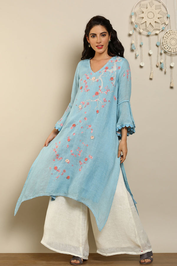 Hanami Ph Cloud Tunic-Tunic-KAVERi