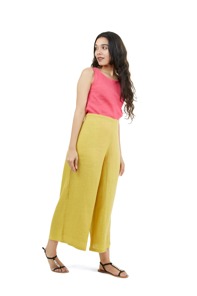 Stylish Staples Rumba Gold-Pants-KAVERi