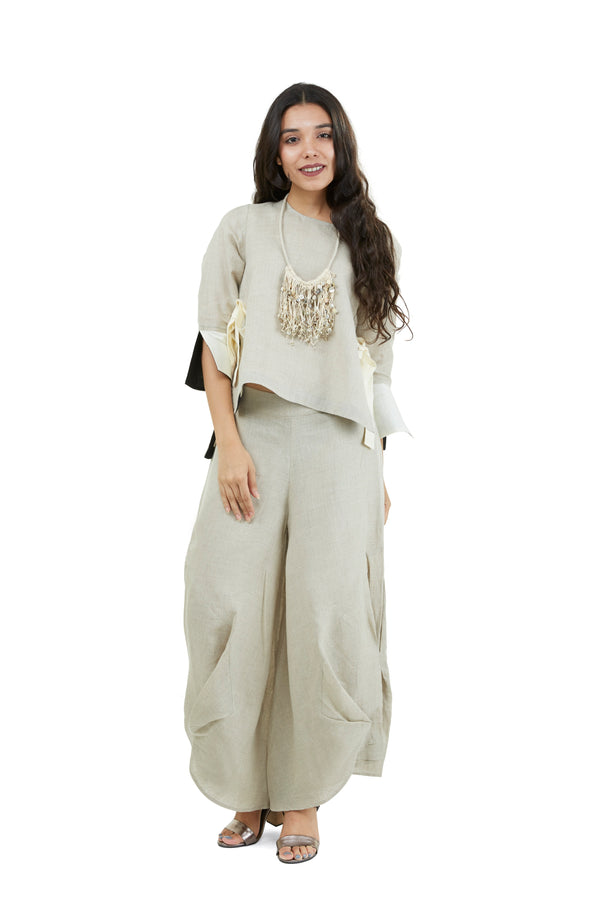 The Pant Story Hip Hop pants Natural-Pants-KAVERi