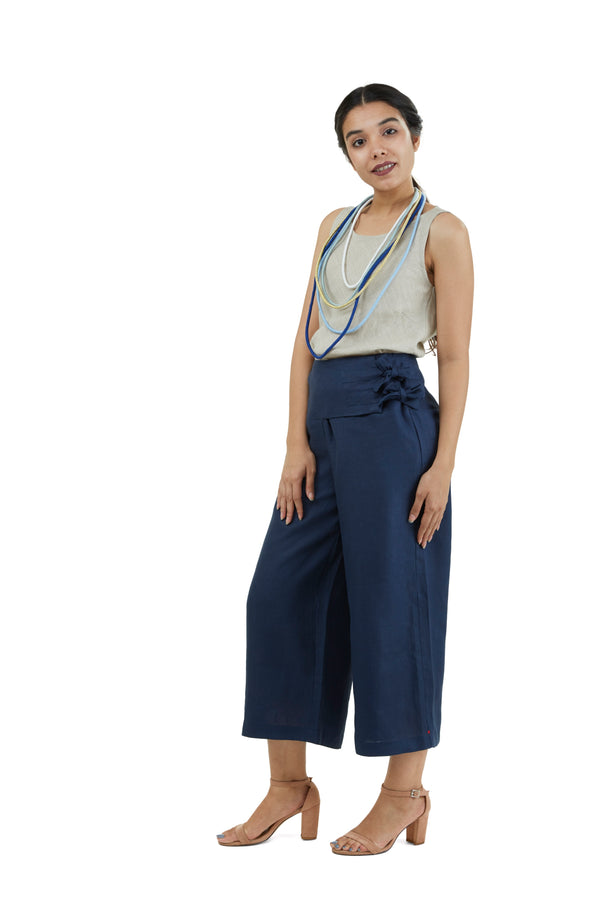 The Pant Story Farmer Pants Navy-Pants-KAVERi