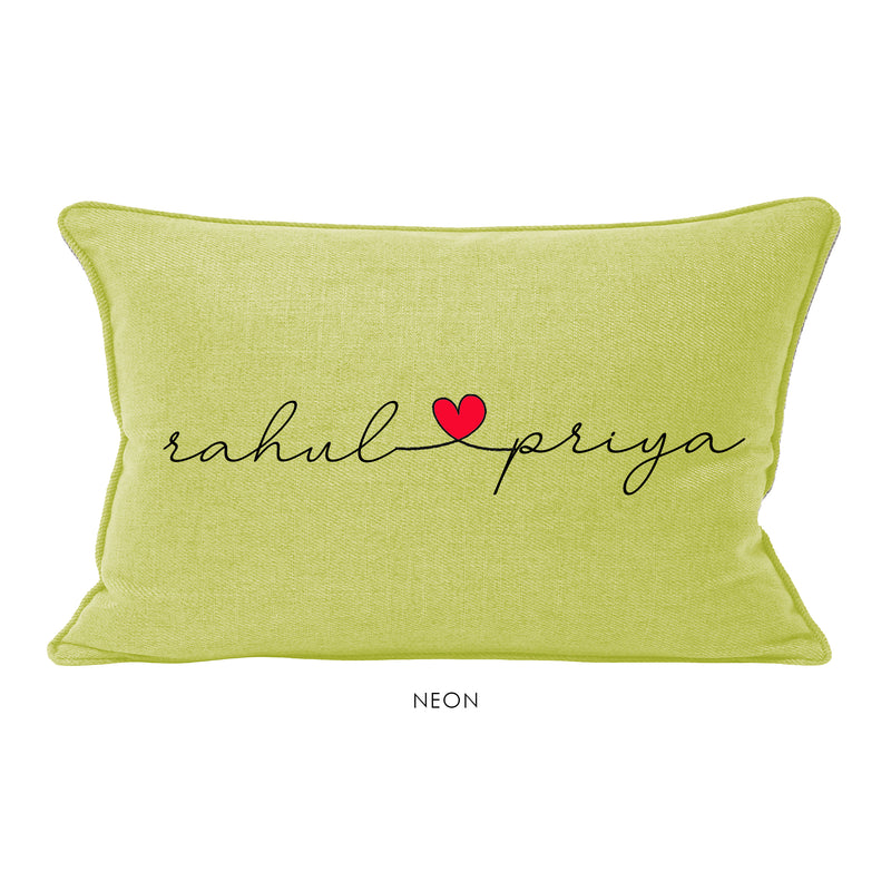 THE TWO OF US | Set of 2 Cushions-Cushion-KAVERi