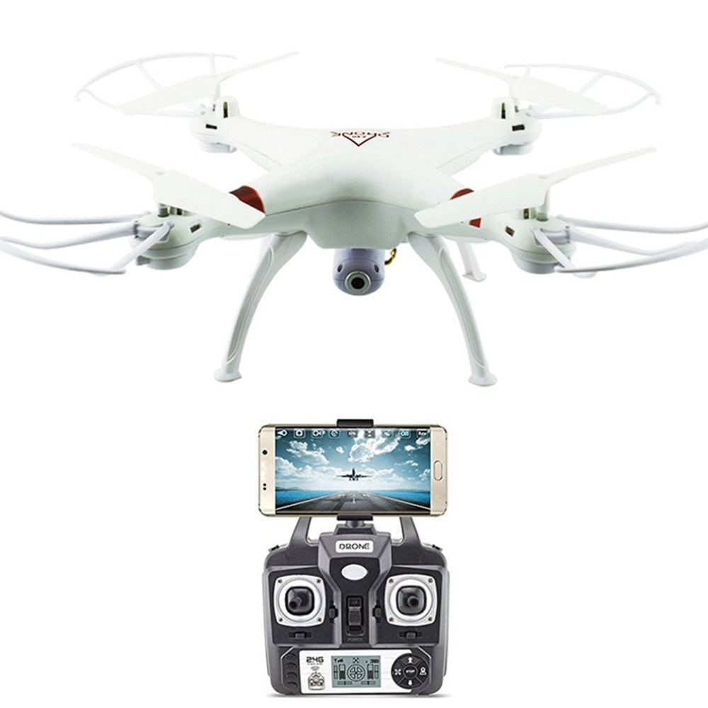 Profissional drone 2.0MP 1080P drones No Memory Cards Black drone HD camera wifi Remote Control Quadcopter dropshipping