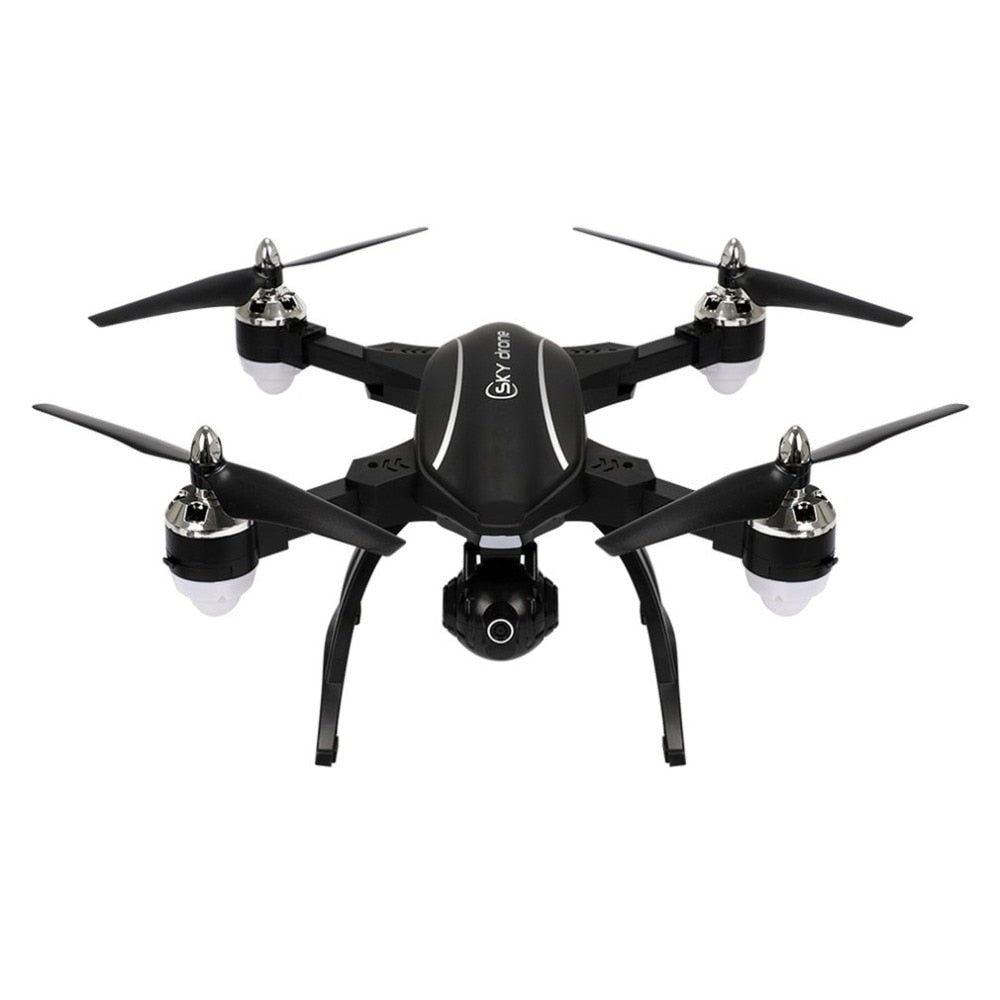RC Drone Dual Mode 5.8G FPV With 720P HD Camera GPS Altitude One Key Return Headless Mode RC camera Drone