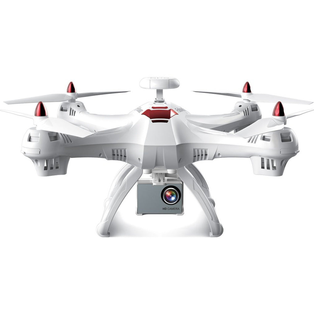 2.4G RC Drone Quadrocopter with 720P 5G wifi Camera HD GPS  Remote Control Quadrocopter 2000mAh 3D rollover 4Channels