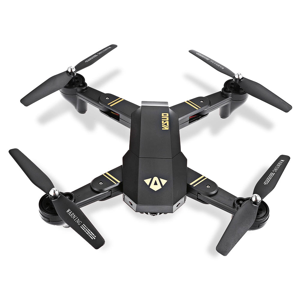 XS809W RC Camera Drones 6-axis Gyro Foldable Self Mini Air Selfie Drone Quadcopter RTF WiFi FPV G-sensor Mode Vs Eachine E58