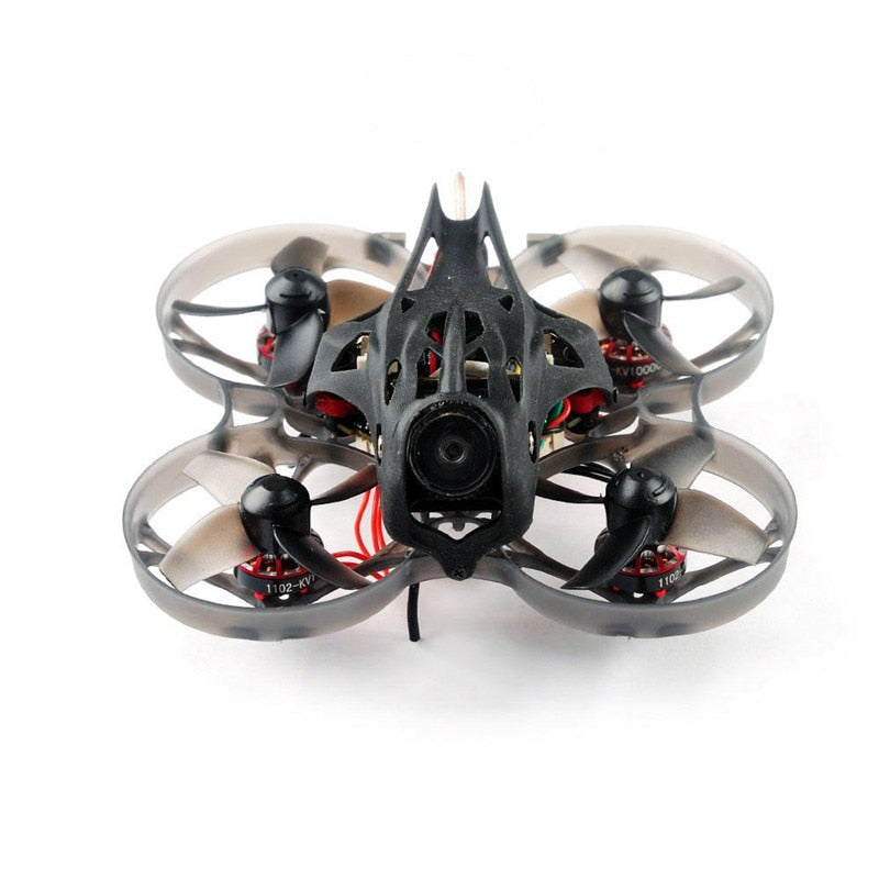 Happymodel Mobula7 HD 2-3S 75mm Crazybee F4 Pro Whoop FPV Racing Drone PNP BNF w/ CADDX Turtle V2 HD FPV Mini Camera
