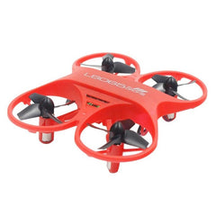 2.4G 4CH Quadcopter Gift RC Camera Drone Electronic Portable Funny UAV Toy Lightweight Easy to Operate for Outdoor Fun Playing