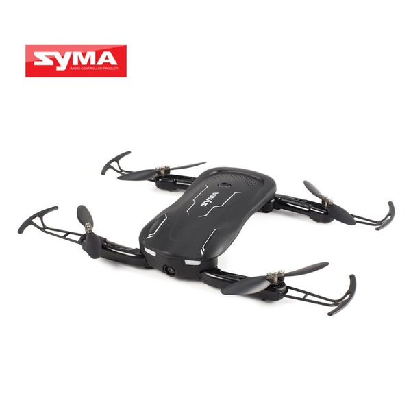 Syma Z1 2.4G FPV Foldable Drone Smart RC Quadcopter with 720P HD Wifi Camera Real-time Altitude Hold Optical Flow Positioning