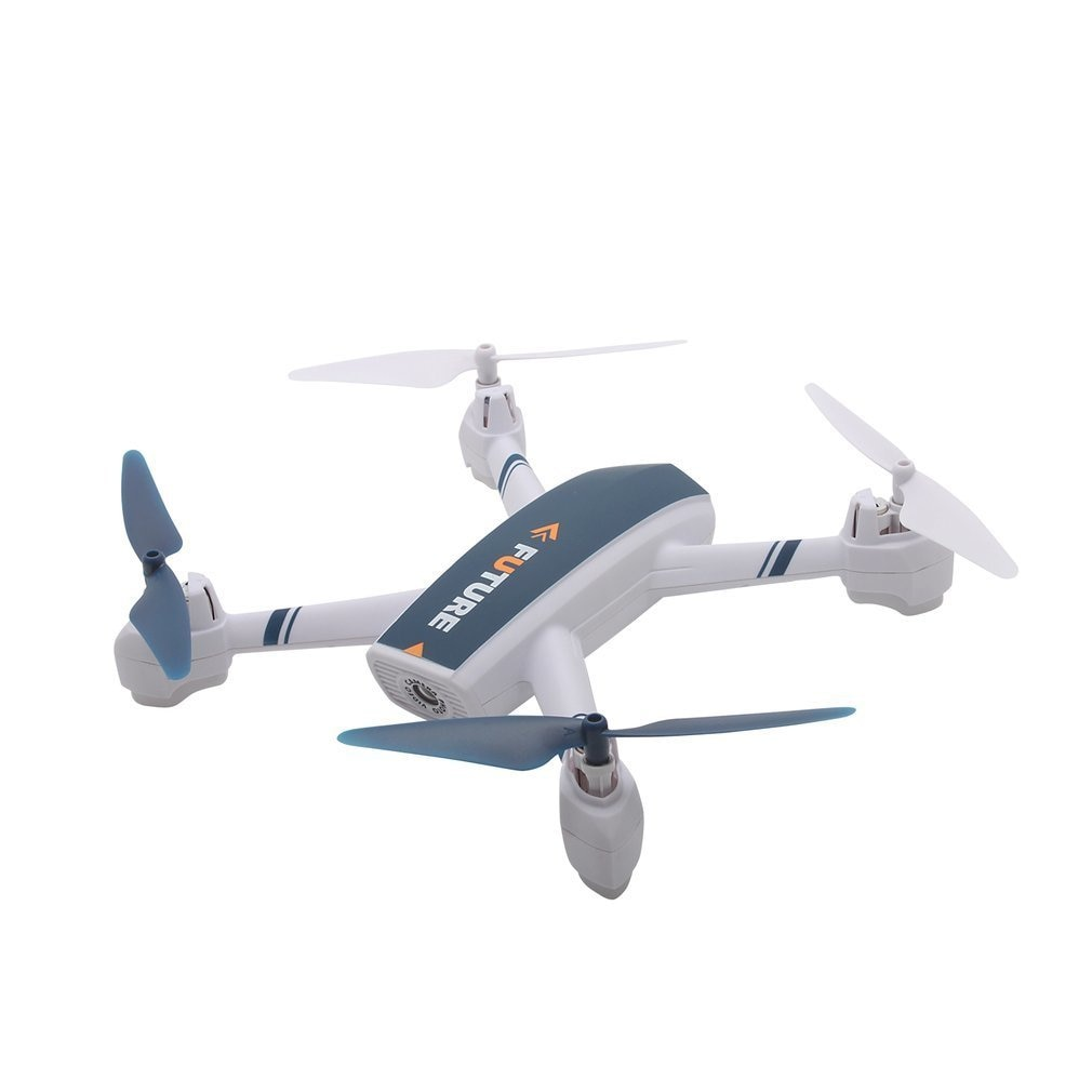 JINXINGDA 528 GPS Positioning RC FPV Drone Quadcopter with 720P HD Wifi Camera Real-Time Waypoint Flight Follow me