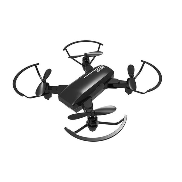HD 0.3MP Mini RC Drone With Camera Foldable RC Quadcopter Altitude Hold Helicopter WiFi FPV Headless Aircraft S9HW