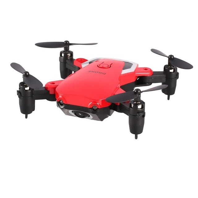808 Mini Pocket Foldable FPV RC Quadcopter Drone with No/0.3MP/720P HD Adjustable Camera Real-time Altitude Hold Headless Mode