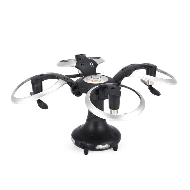 69108 Foldable Mini RC 2.4G RC Quadcopter Drone Aircraft UAV with One Key Return Headless Mode 3D Flips Gift Speed Switch