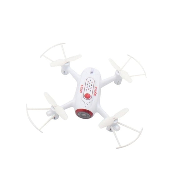 Syma X22W 2.4G Selfie RC Drone Quadcopter With Wifi FPV Camera Real Time Headless Mode Altitude Hold 360 Flip For Kids Gift
