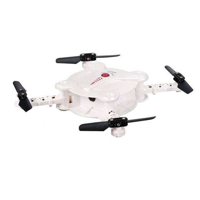 FQ777 FQ17W 2.4G 6 Axis Gyro Mini Drone Wi-Fi FPV Foldable RTF RC Quadcopter With 0.3MP Camera Altitude Hold Headless Mode