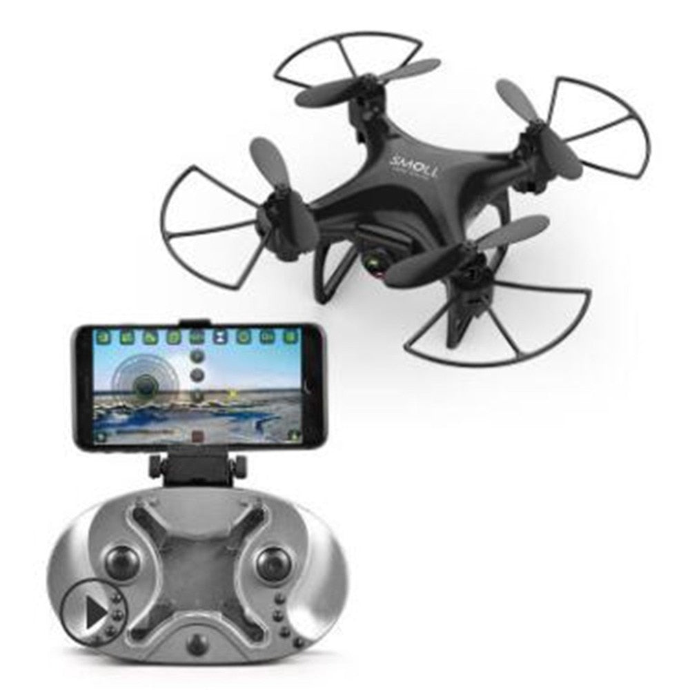 Mini RC Drone Remote Control Quadcopter with 0.3MP HD Camera Helicopter Headless Mode Gravity Sensor Aircraft S26
