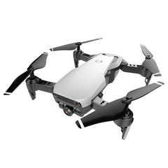 Remote Control Folding Drone HD Real-time Aerial Photography Quadcopter Kit Remote Control Airplane Electronic Toys Kids Gifts