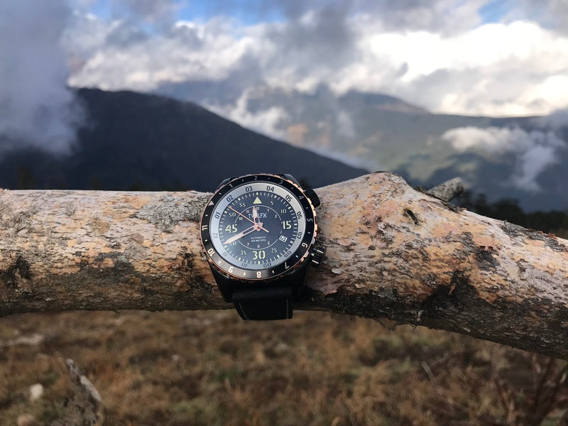 TWELF-X watch vs Wild – Survival Tips in the Wild - Navigation