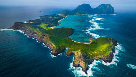 lord howe island overview