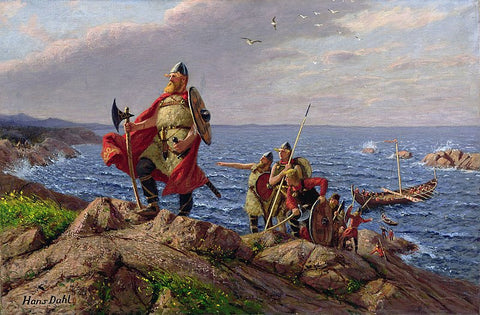 leif eriksson arrival in the americas