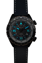 Load image into Gallery viewer, TWELF-X SKY 1914 AUTO FLYER - BLACK/ROSE GOLD Lume