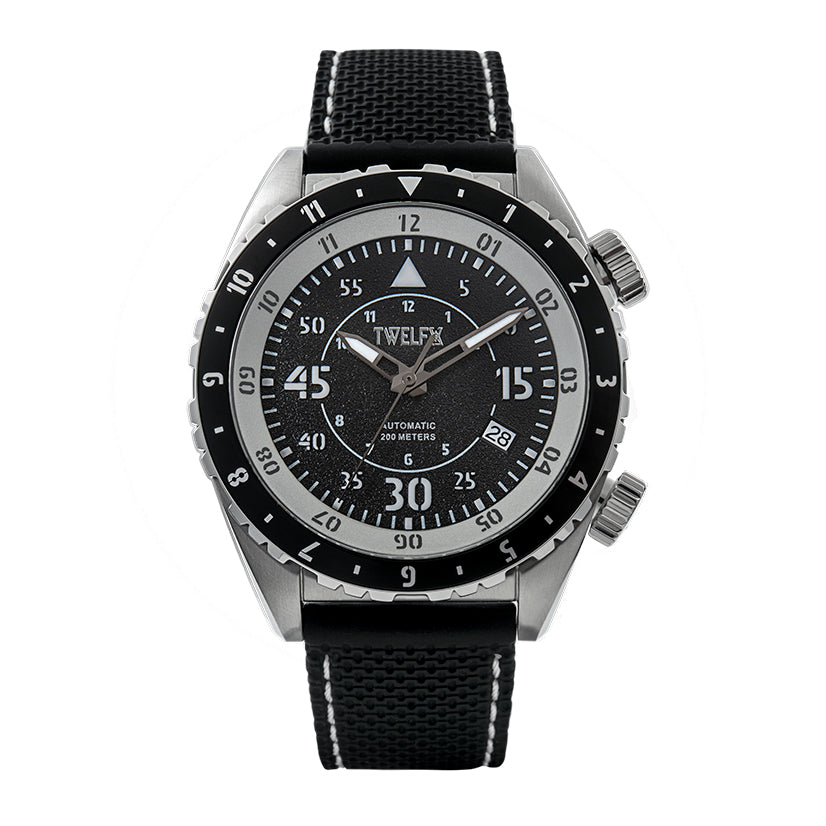 SKY 1914 AUTO FLYER - BLACK/S. STEEL (5001)