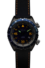 Load image into Gallery viewer, TWELF-X SKY 1914 AUTO FLYER - BLUE/STAINLESS STEEL Lume