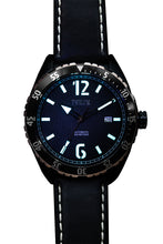 Load image into Gallery viewer, TWELF-X OCEAN 1908 DEEP WAVE - BLACK/ROSE GOLD Lume