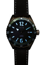 Load image into Gallery viewer, TWELF-X OCEAN 1908 DEEP WAVE - GREEN/BRONZE Lume
