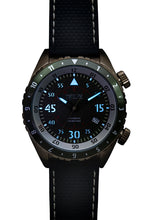 Load image into Gallery viewer, TWELF-X SKY 1914 AUTO FLYER - GREEN/BRONZE Lume