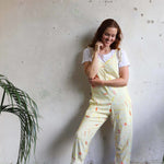 Andrea Jumpsuit - Lemon