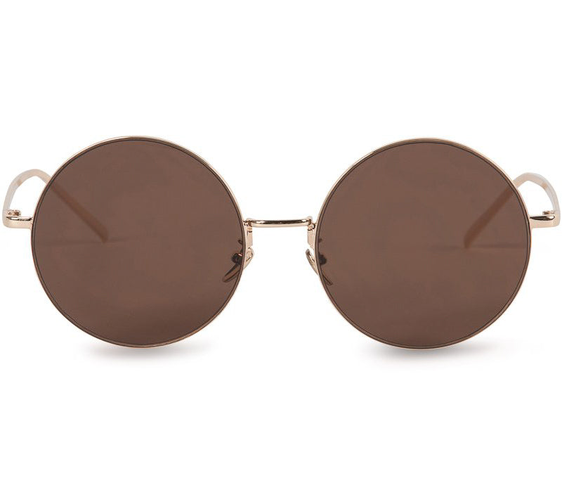 Disquette Sunglasses - Gold