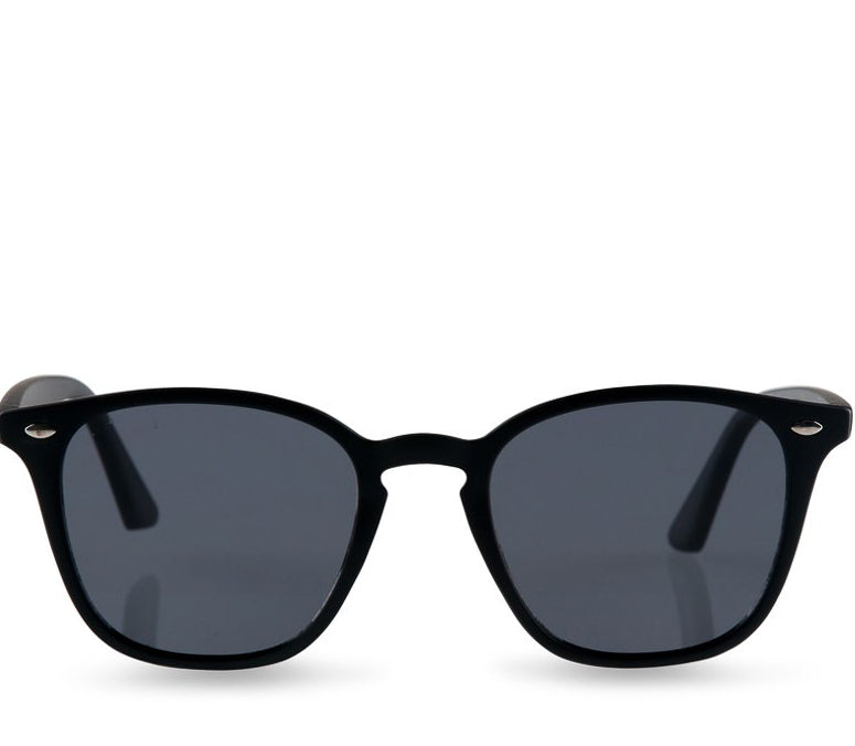 The Chelsea Sunglasses - Matt Black