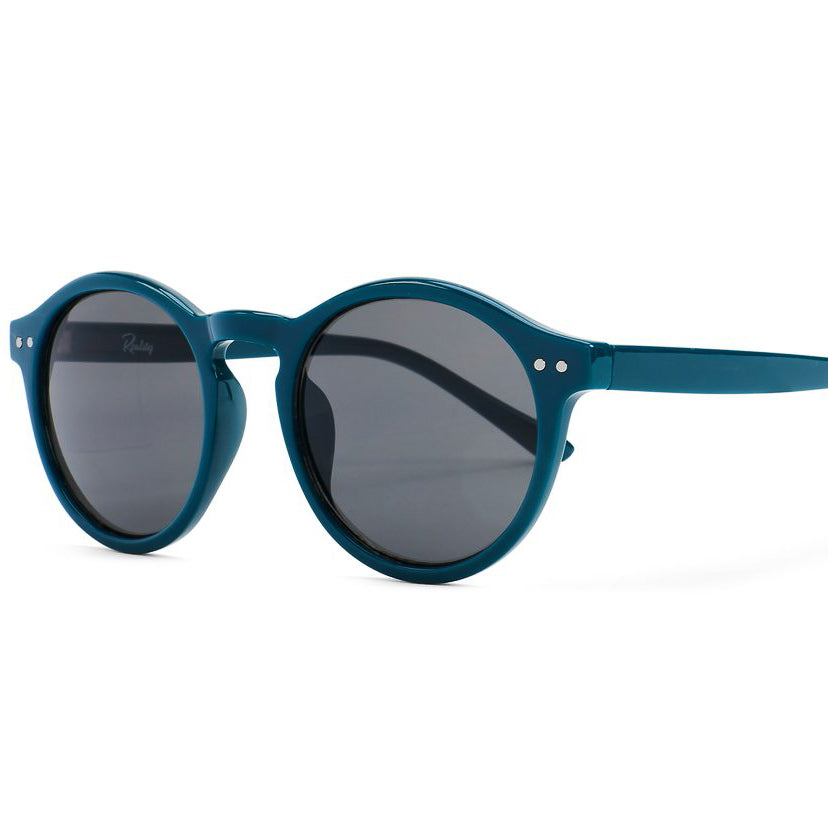 Hudson Sunglasses - Teal
