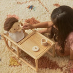 Dinkum Doll Rattan High Chair