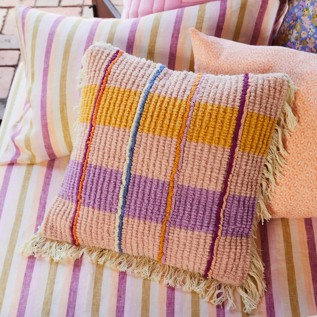 Pernelle Woven Cushion