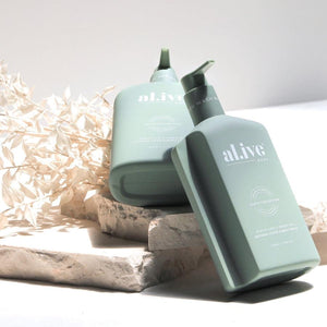 Kaffir Lime & Green Tea Hand & Body Lotion, 500ml Pump bottle