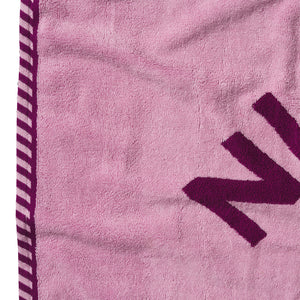Taffy Nudie Towel - Lilac
